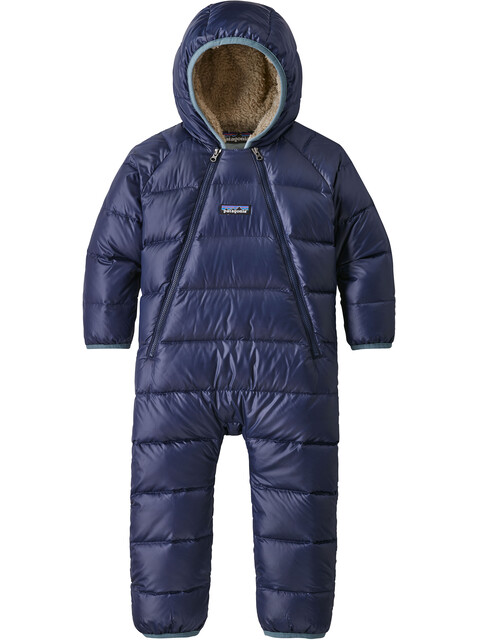 Patagonia Baby Infant Hi-Loft Down Sweater Bunting Classic Navy